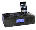 uhrenradio mit ipod docking station von aldi nord ohne. Black Bedroom Furniture Sets. Home Design Ideas