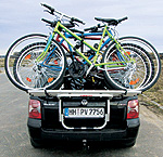 auto fahrradtr ger drei systeme test stiftung warentest. Black Bedroom Furniture Sets. Home Design Ideas