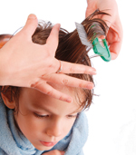 Kinder Haargel